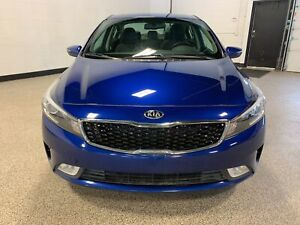 2018 Kia Forte EX Luxury ONE OWNER, CLEAN CARFAX, LEATHER SEA...