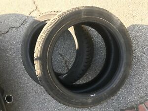 Two (A Pair) 17inch Hankook Winter Tires