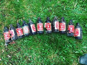 Old beer bottles make me an offer 9022933244