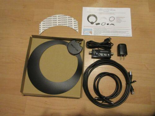 Antennas Direct ClearStream Eclipse Sure Grip Amplified Indoor HDTV Antenna