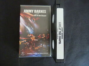 JIMMY-BARNES-LIVE-UNPLUGGED-AT-THE-CHAPEL-RARE-AUSSIE-VHS-VIDEO
