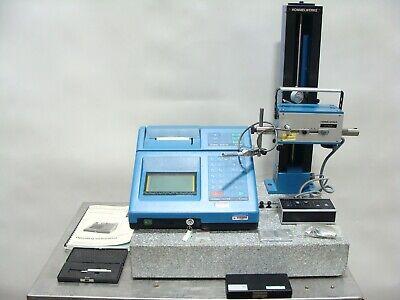 Hommelwerke Hommel Tester T4000 Surface Profilometer Profile Roughness Tester
