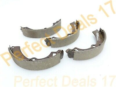 SUZUKI SAMURAI GYPSY 1986 - 95 REAR DRUM BRAKE SHOES SET OF 4pcs - BEST