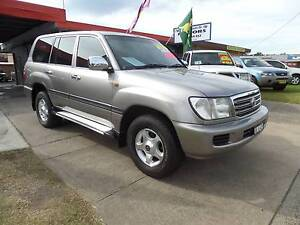 03 TOYOTA LANDCRUISER GXL, 100 SERIES, V8 , 7 SEATER. Oak Flats Shellharbour Area Preview