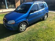 2003 Suzuki Ignis GL Geelong Geelong City Preview