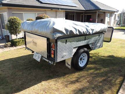 EAGLE - 2010 off road Camper Stockwell Barossa Area Preview