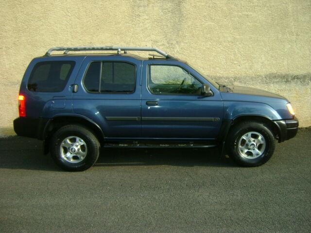 Imagen 1 de Nissan Xterra  blue