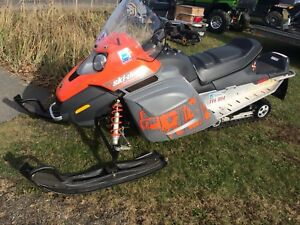 4 skidoo and 2 side by side for sale