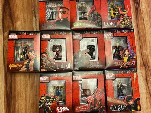 Eaglemoss Classic Marvel Figurine Collection With Magazine Hulk You Pick