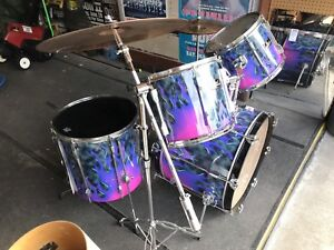Get the funk out - pearl export series drums