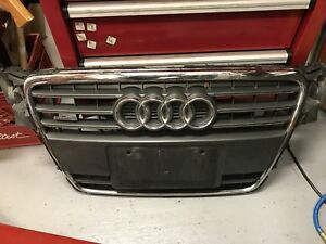 Audi B8 A4 (2009-2012) front grill