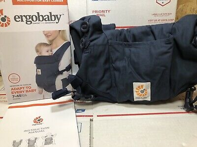 Ergobaby Ergo Baby Adapt 3 Position Admiral Blue Carrier