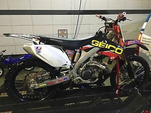 Honda crf450 limited edition Blakeview Playford Area Preview