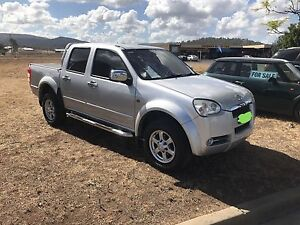 Great Wall V240 dual cab ute 4x4 Muswellbrook Muswellbrook Area Preview