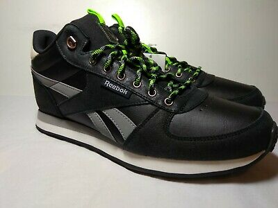 Reebok royal classic jog mid uk9.5 us105 eur44 leather internationalist nike lot