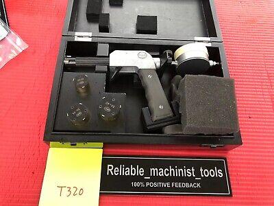 Mahr Fowler Sylvac Digital Grip Bore Gage Inside Micrometer .79 To 1.574 In T320