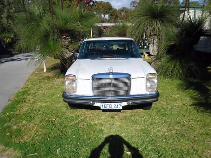 Mercedes Benz 1973 280E