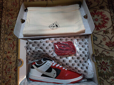 ⚡Brand New⚡ Jason Voorhees SB Dunk Low by Warren Lotas ⚡Size 9.5 ⚡ Very Rare⚡