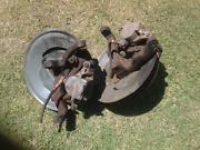 Ford xa - xe stub axles and disc brakes Bunbury Bunbury Area Preview