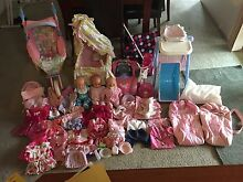 BABY BORN PRAM COT CAR AND ACCESORIES Thornlie Gosnells Area Preview