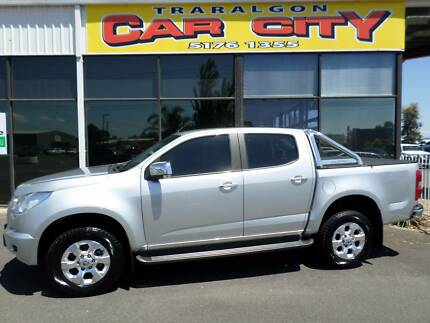 2015 Holden Colorado LTZ Dual Cab Ute Traralgon East Latrobe Valley Preview
