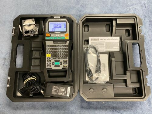 PERFECT Panduit MP300 Portable Label Printer Kit With EPSON Software