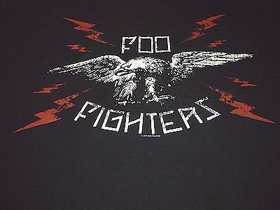 Foo Fighters Shirt ( Used Size XL Missing Tag ) Very Condition!!!