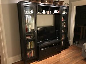 IKEA Hemnes entertainment unit