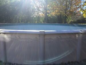 27ft above ground pool- FREE