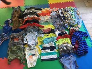 6-9 month boy clothes