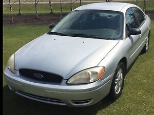 2004 Ford Taurus 126000kms