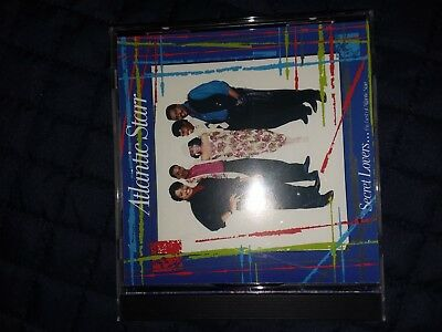 The Best of Atlantic Starr by Atlantic Starr (CD, Oct-1989,