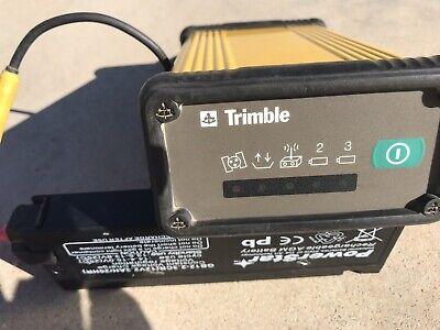 Trimble GPS Receiver 4700 Surveying TSC1 TSCE RTK 4800 5700 Topcon Leica Sokkia