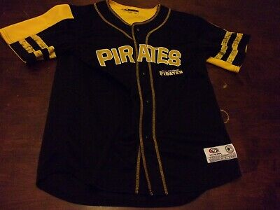 Pittsburgh Pirates used youth large MLB Genuine Merchandise jersey - Pirate Merchandise