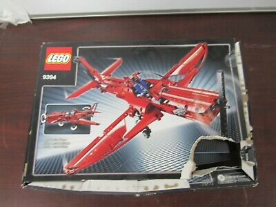 Lego Technic: Model: Airport: Jet Plane 9394 [37d]