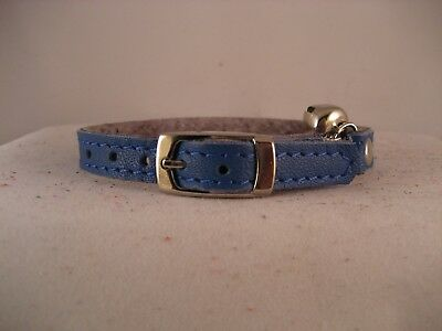 LEATHER ROYAL CAT COLLAR