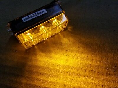 Whelen Tir3 Amber Superled Traffic Advisor Lightbar