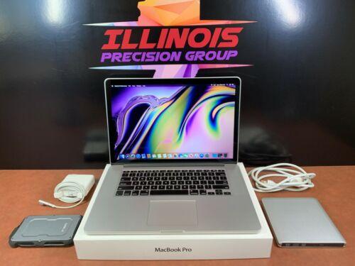 ▓ Apple Macbook Pro 15 Ultra Turbo Retina I7 3.4ghz 16gb Ram 1tb Ssd ▓ Warranty
