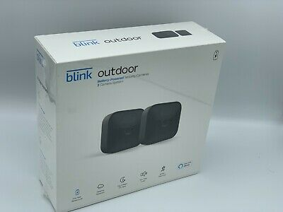 Blink Outdoor Security Camera System | 2020 Newst Model 2 Cameras kit