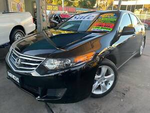 HONDA ACCORD EURO 6/08 AUTO LOW KM MAR 20 REGO *5YR WARRANTY Bass Hill Bankstown Area Preview