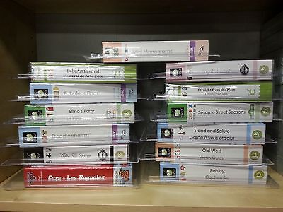 Variety of Cricut Cartridges to Choose From - All Brand New Sealed!!!
