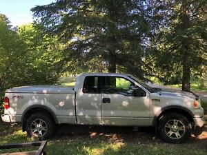 2004 Ford F-150 FX4 4x4 for trade for bike
