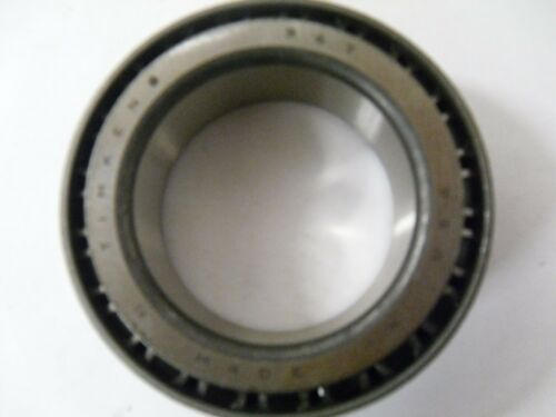 TIMKEN 567 CONE TAPERED ROLLER BEARING NEW OLD STOCK