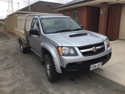 2010 4x4 Holden Colorado ute