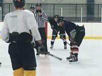 Shinny Hockey Calgary