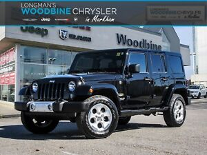 2015 Jeep Wrangler Unlimited/Navigation/Power Convenience Group
