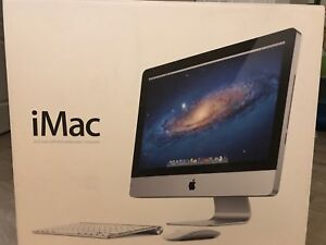 Used iMac 21.5 inch for sale