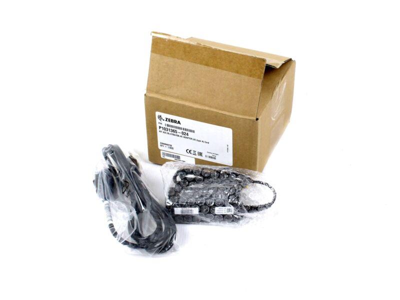 Zebra P1031365-024 AC Power Adapter for QLn, ZQ5, ZQ6 Printers