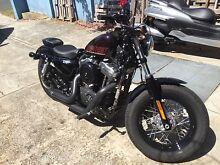 2014 Harley Davidson Sportster 48 East Fremantle Fremantle Area Preview