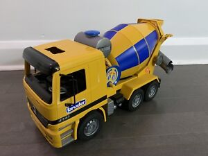 Large Toy Cement Mixer